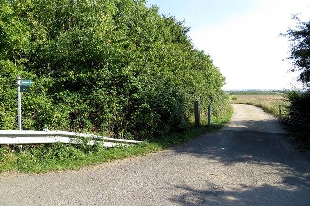 Bridleway to Charlton on Otmoor