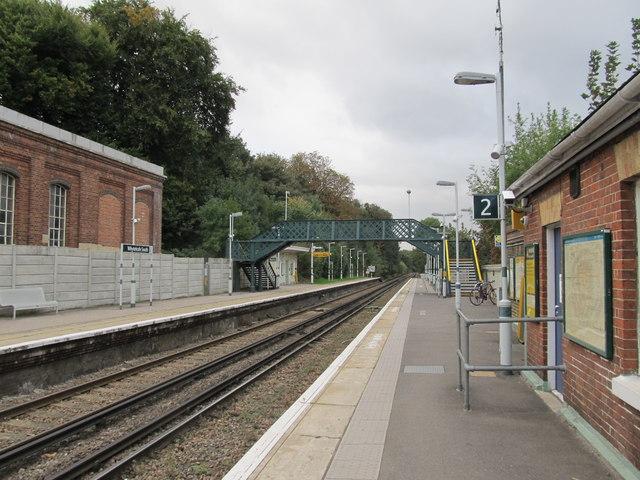 Whytelafe South Railway Station