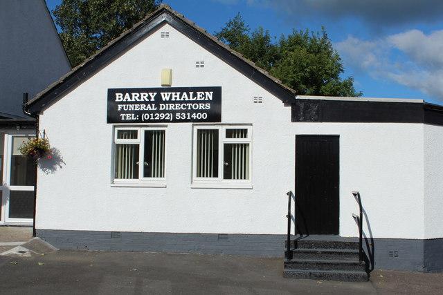 Barry Whalen Funeral Directors, Patna