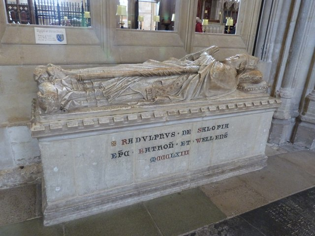 Tomb of Ralph of Shrewsbury, Wells Cathedral