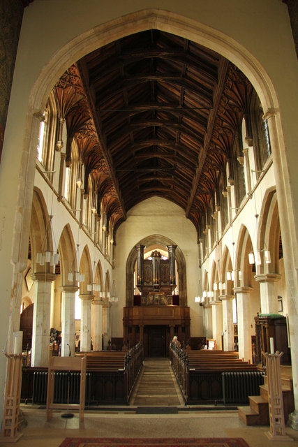 St.Michael's nave