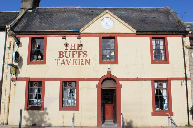 The Buffs Tavern, Main Street, Kilwinning