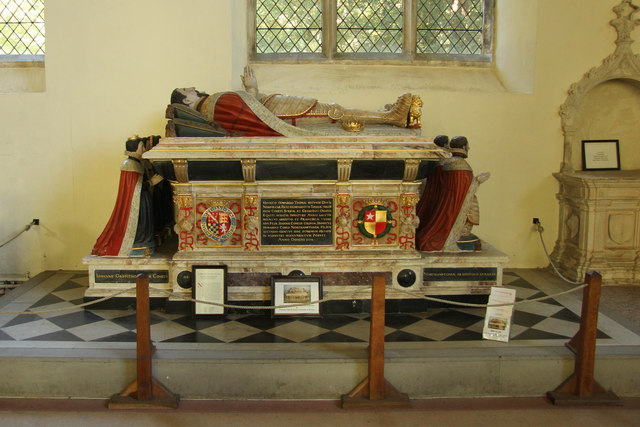 Henry Howard tomb