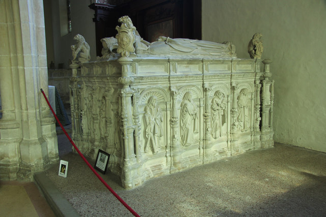 Thomas Howard tomb