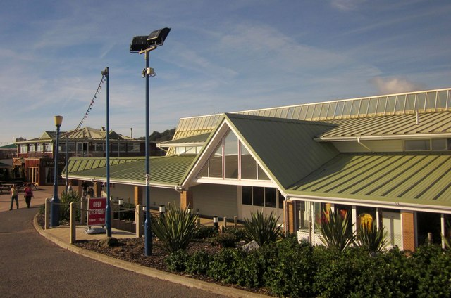Pavilion, Dawlish Warren