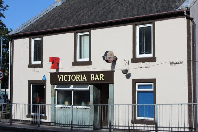 Victoria Bar, Howgate, Kilwinning