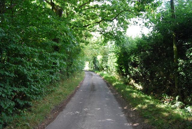 Ellenwhorne Lane