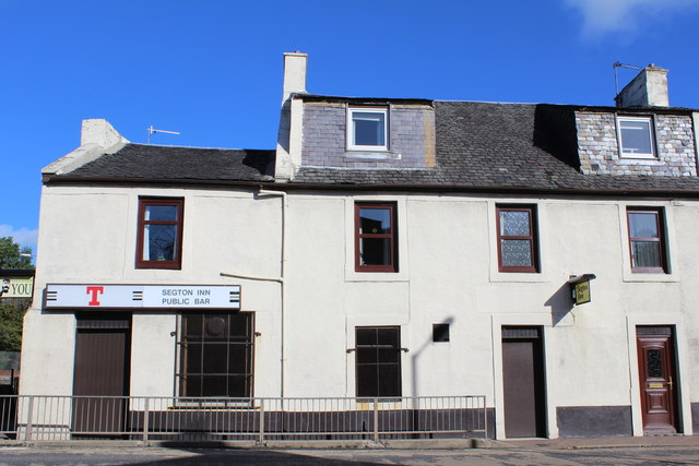 Segton Inn, Bridgend, Kilwinning