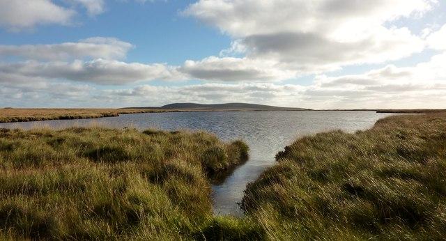 Loch Dubh Mhurchaidh na Buaidhe