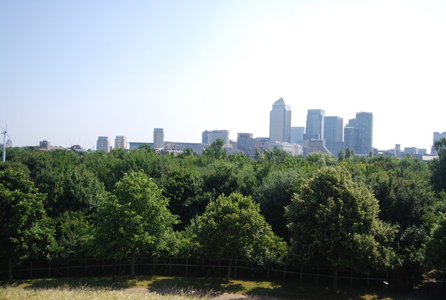 View E from Stave Hill