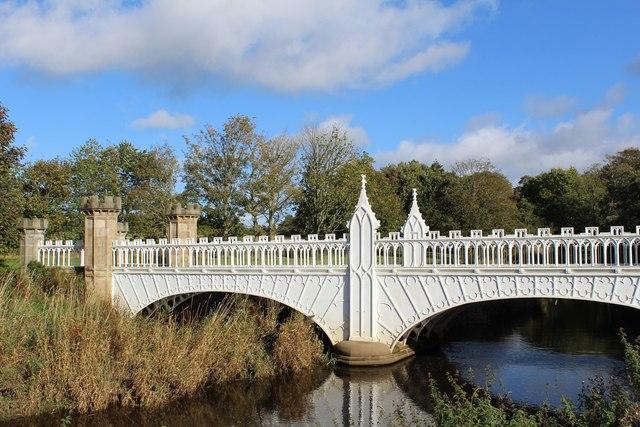 Tournament Bridge, Eglinton Country Park