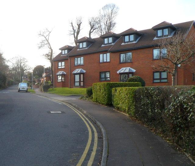 Llwynderw Drive houses, West Cross, Swansea
