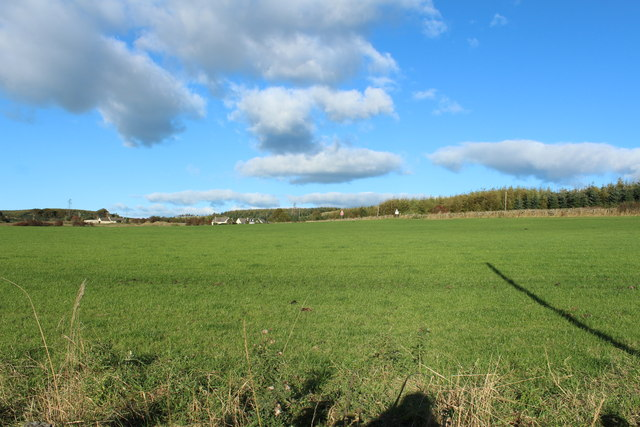 Farmland near Old Smithston