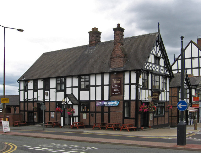 Northwich - The Witton Chimes