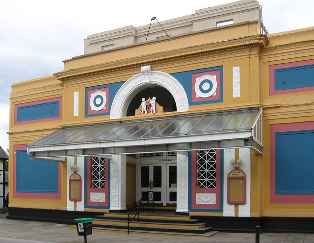 Northwich - Plaza Bingo Hall