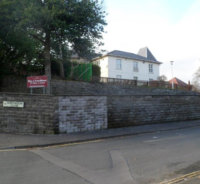 Dan-y-Coed House, Swansea