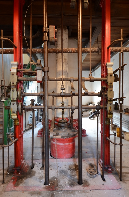 Parkandillick Beam Engine