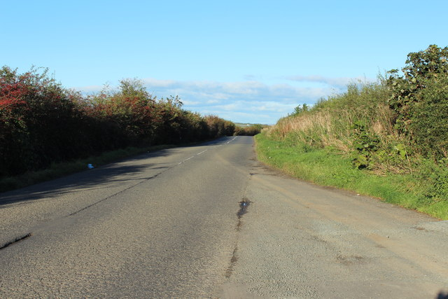 Road to Dalrymple near Dunree