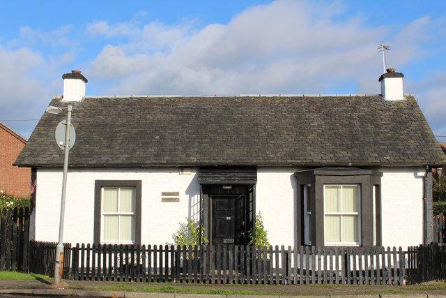 Tollhouse Cottage, Girdle Toll, Irvine
