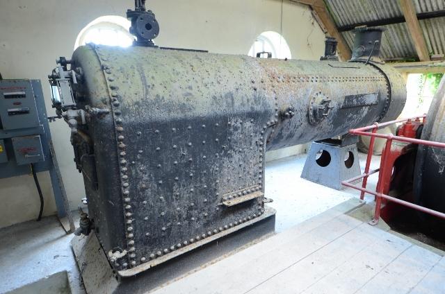 Parkandillick - Boiler