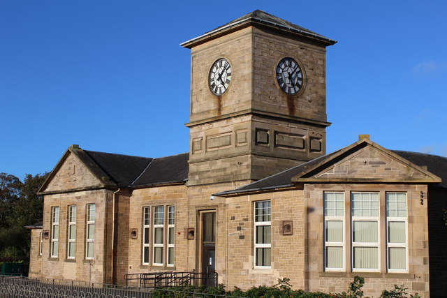 Nethermains Community Centre, Kilwinning