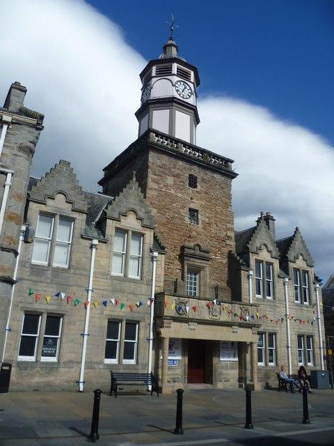Dingwall Town House