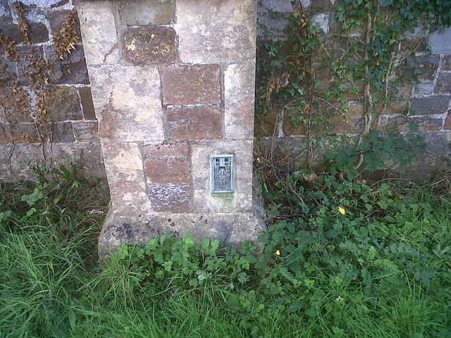 OSBM Flush Bracket S0641 - Carmarthen, St David's Church