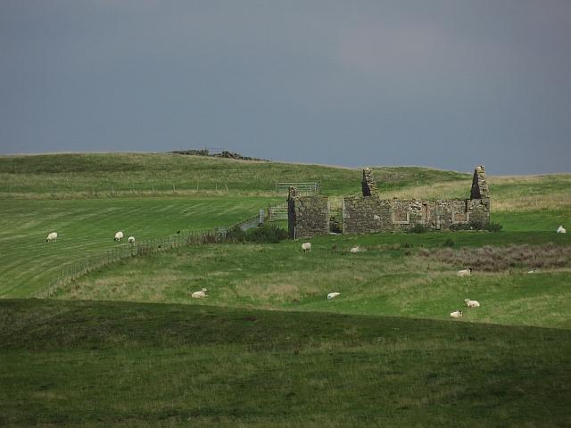 Ruin on Arlick Hill