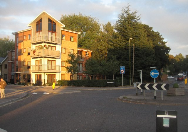 Flats in Coombe Way