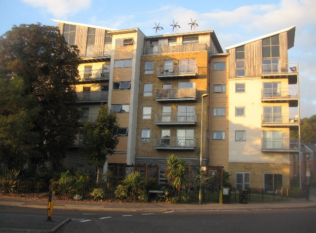 Coombe Way Flats