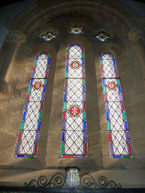 Saint Mary Major, Ilchester: window (B)