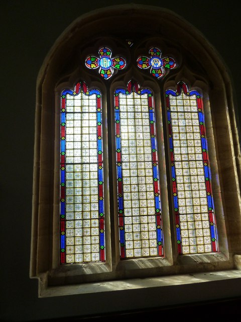 Saint Mary Major, Ilchester: window (C)