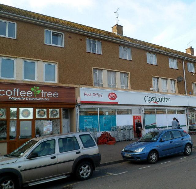 West Cross post office, Swansea