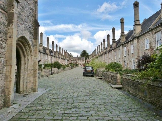 Vicars Close, Wells