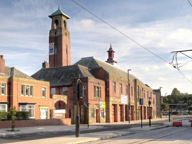 Rochdale Fire Station