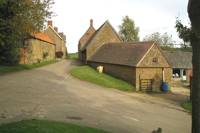 Stone buildings, Winderton