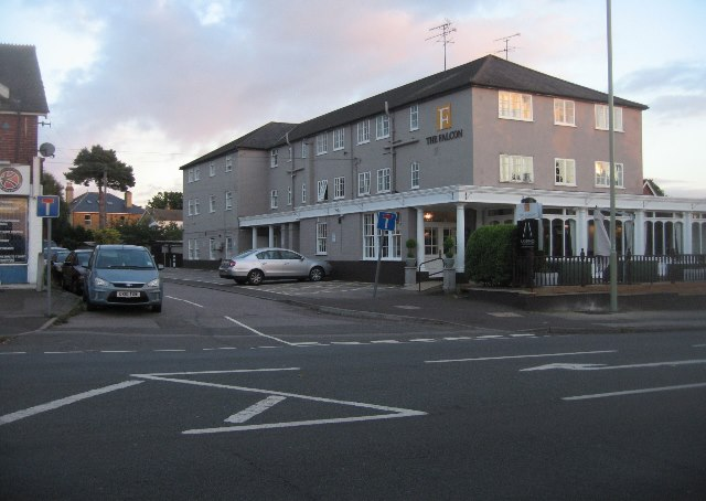 The Falcon - Farnborough Road