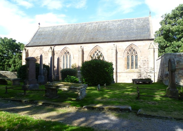 St. Duthus' Kirk, Castle Brae