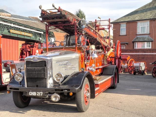 1940 Dennis Fire Engine