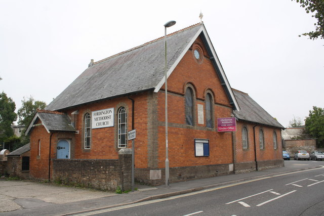 Fordington Methodist Church - up for sale