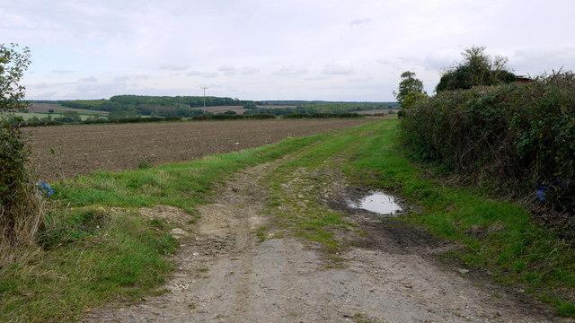 East Northants arable land