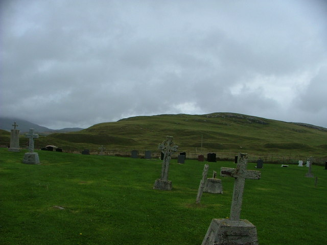 Burial Ground at Bhatarsaigh
