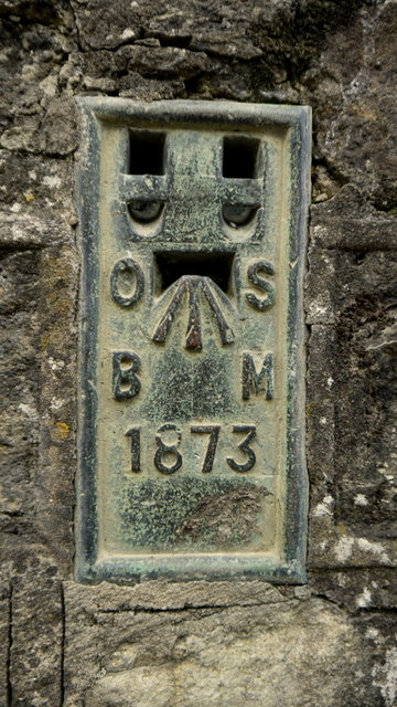 Flush Bracket 1873: Brigstock, Harper's Brook Bridge