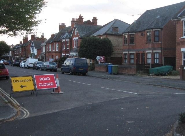 Osborne Road / Cross Street