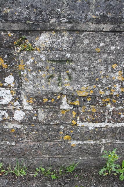 Benchmark on Prince's Bridge