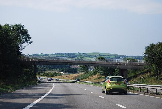 B4296 Bridge, M4