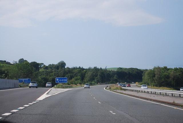 M4, Junction 48