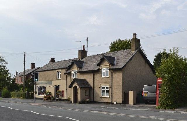 Post Office (Former), Lytham Road, Warton, near Preston