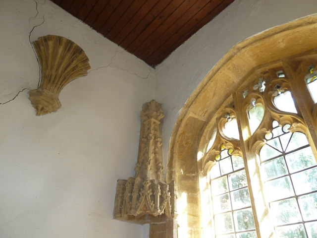 Inside Saint Mary Major, Ilchester (b)