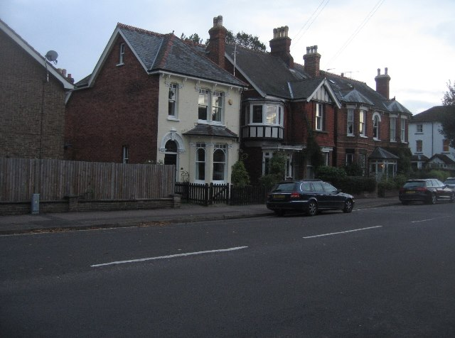 Houses in Netley Street
